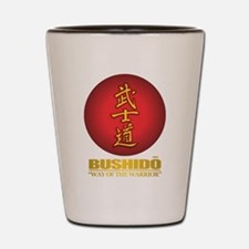bushido Shot Glass