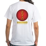 Samurai t shirts Mens White T-shirts