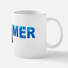 Blue Swimmer Mug