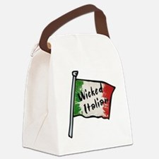 wicked IT2 Canvas Lunch Bag