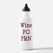 FIN-wine-po-prn-TRANS Water Bottle
