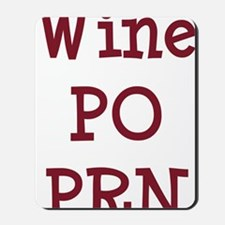 FIN-wine-po-prn-CROP Mousepad