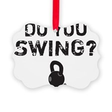 swing Ornament