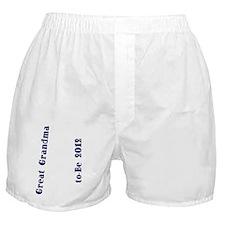 FlipFlop_GtGmaToBe-2012 Boxer Shorts