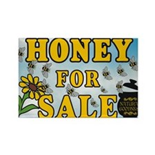 Honey for Sale Rectangle Magnet