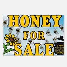 Honey for Sale Postcards (Package of 8)