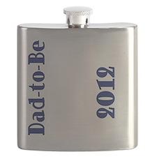 FlipFlop_DadToBe-2012 Flask