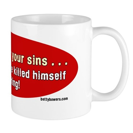 died for nothing Mug