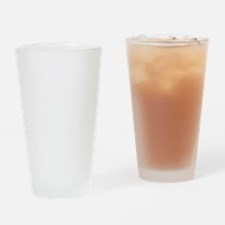 gloWarmPlanetB1B Drinking Glass