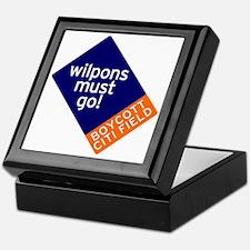 Wilpons_Must_Go Keepsake Box