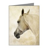 Arabian horse note cards Thank You Cards & Note Cards