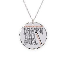 transmission tower Necklace