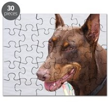 Paint river dog Puzzle