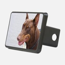 Paint river dog Hitch Cover