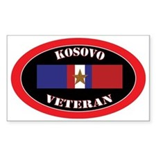 Kosovo-1-oval Decal