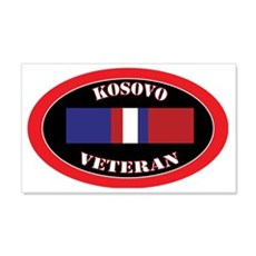 Kosovo-0-oval Wall Decal