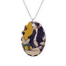 jugend may 14 1900 pillow 2 Necklace
