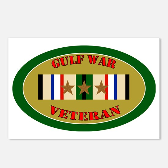 gulf-war-3-oval Postcards (Package of 8)