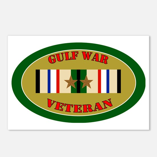 gulf-war-2-oval Postcards (Package of 8)