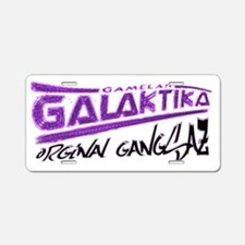 originalgangsaz Aluminum License Plate