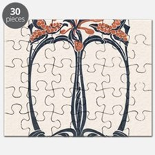 jugend 1900 design 2 Puzzle