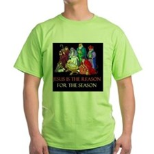 Christmas jesus is the reasond T-Shirt