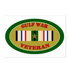 gulf-war-1-oval Postcards (Package of 8)