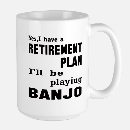 Yes, I have a Retirement Ceramic Mugs