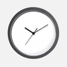 transmission tower edge 2 Wall Clock