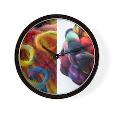 01bright Wall Clock