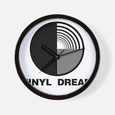 vinyl_dream Wall Clock