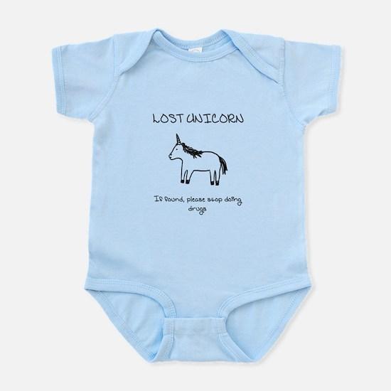 Lost Unicorn Body Suit