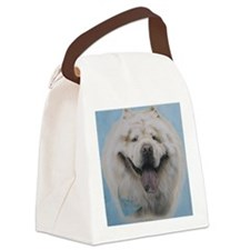 chow for online store Canvas Lunch Bag