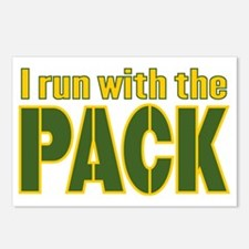 irun-with-the-pack Postcards (Package of 8)
