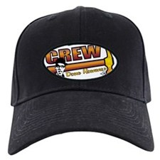 crewback Baseball Hat