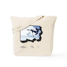 2011-12-05_iPX_Ski_DH_Wipeout_1_2Kx1752 Tote Bag