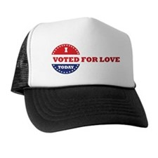 LOVECAMPAIGN Trucker Hat