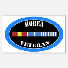 korea-0-1-oval Decal