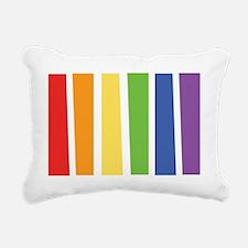 LGBT Rectangular Canvas Pillow