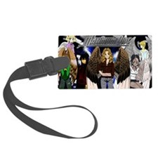 The Flock Luggage Tag