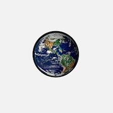 earth Mini Button