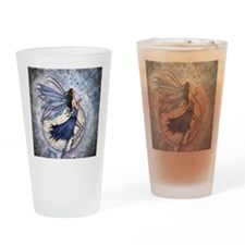 Midnight Blue cp Drinking Glass