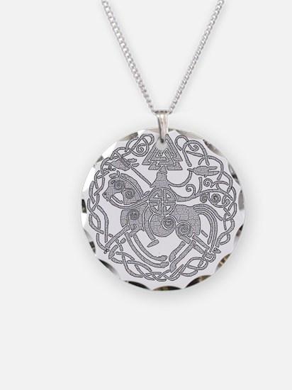 nsleipnir2_white Necklace