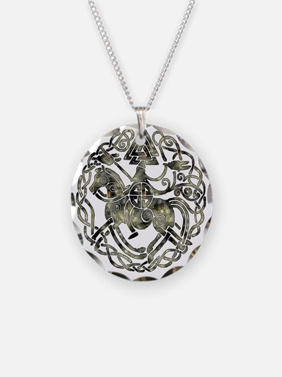 sleipnir2_universe Necklace