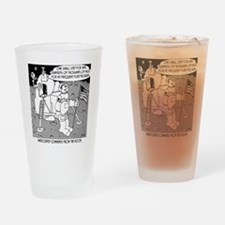 5227_space_cartoon Drinking Glass