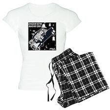 8225_space_cartoon Pajamas