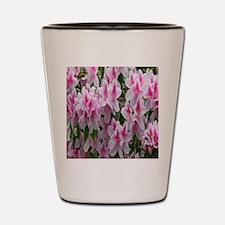 Azalea Blooms Shot Glass