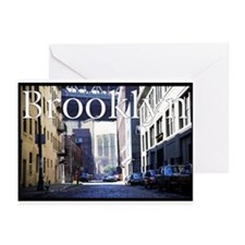 Brooklyn Bridge, DUMBO, Brooklyn Greeting Cards (P