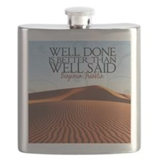 Well Done Quote Flask