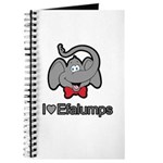 I Love Heart Efalumps Elephant Journal